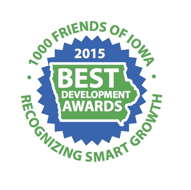 2015 Best Development Awards 1000 Friends Of Iowa
