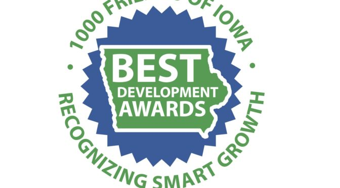 2018 Best Development Award Winners and Ceremony
